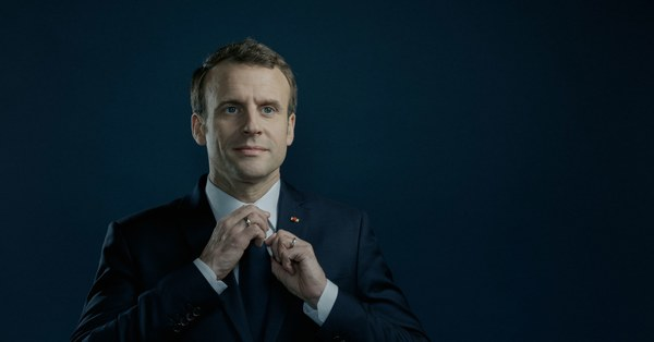 Emmanuel Macron Q&A: France's President Discusses Artificial Intelligence Strategy