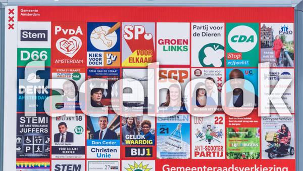 VVD in je tijdlijn, omdat je tennist? Partijen storten zich op slimme targeting
