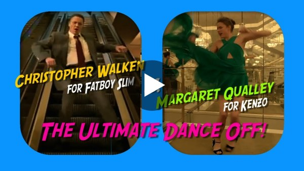Ultimate Dance Off - a Fatboy Slim vs. Kenzo Mashup - YouTube