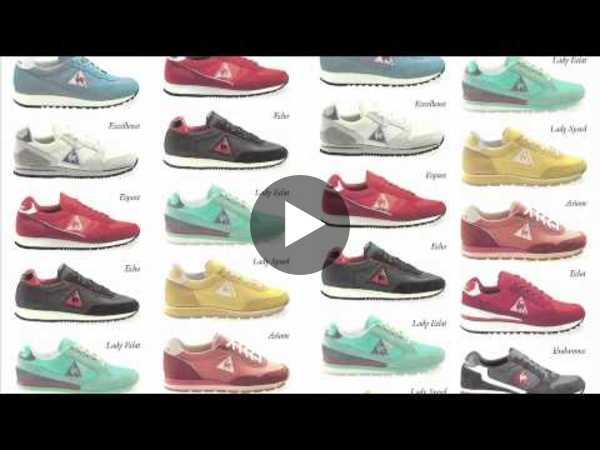 LE COQ SPORTIF RETRO RUNNING - YouTube