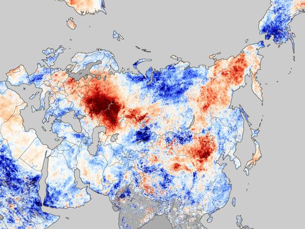 Kilka razy więcej powodzi, susz, burz i fal upałów niż 38 lat temu – tak zmienił nam się klimat – Crazy Nauka