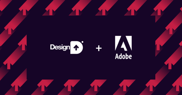 🥁Adobe will the Principal Partner for DesignUp 2018 💥