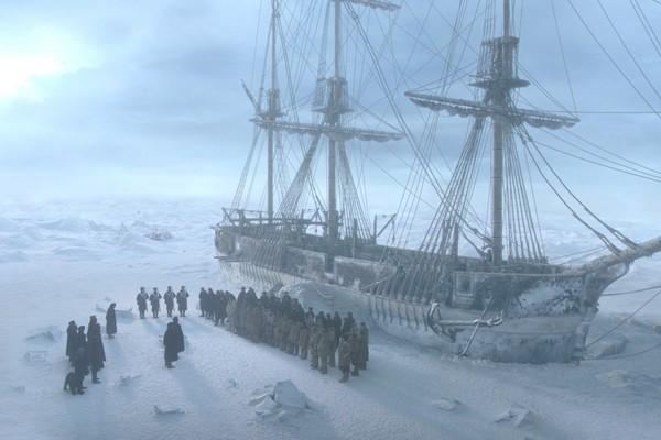 'The Terror' y otras 4 series atrapadas en el hielo, por Marina Such