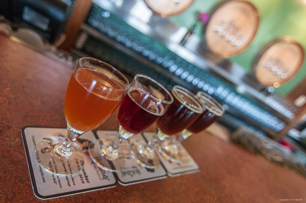 From the Beer47 Archives:  Cascade Barrelhouse tasting room