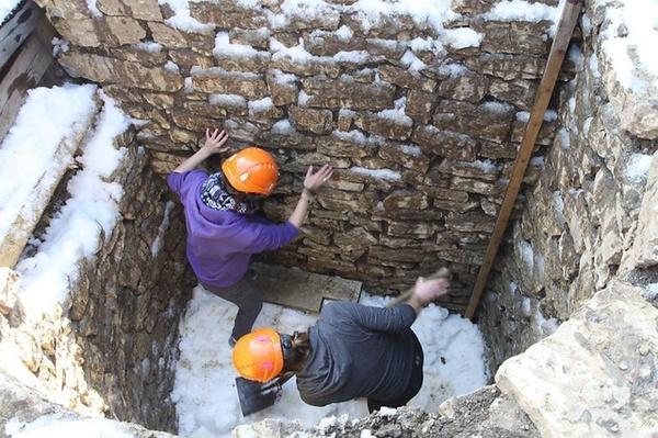 Forscher haben einen Kühlschrank aus dem antiken Rom gefunden – und wissen nicht, wie er funktioniert
