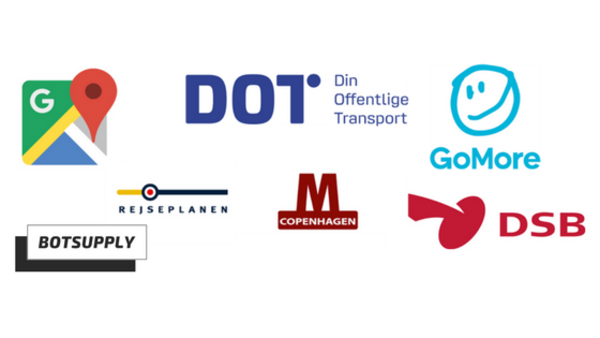 Actors of the Greater Copenhagen transport landscape.
