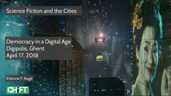 EUROCITIES presents EUROCITIES KSF Conference 'Democracy in a Digital Age'