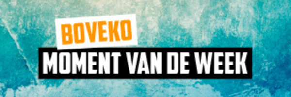 VIDEOMOMENT VAN DE WEEK - 'Rake strafschop Ameide' Boveko Videomoment van de Week