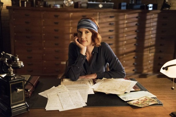 "Lauren Lee Smith: ""En 'Frankie Drake Mysteries', son las actrices quienes asumen el protagonismo""."