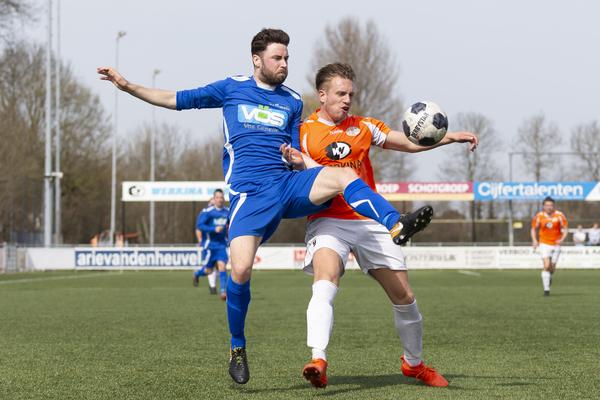 Ontluisterend Altena keihard onderuit tegen SV Capelle