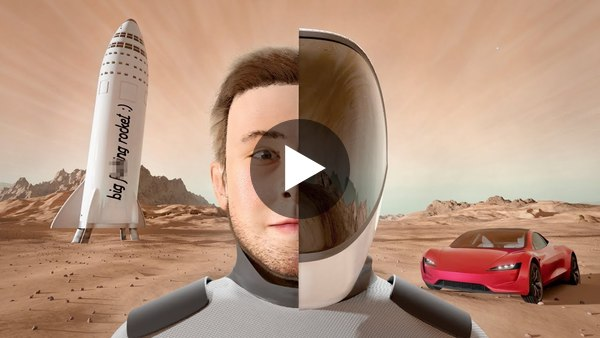 The Elon Musk Story | 3D Animated