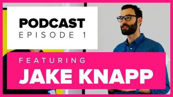 Podcast Episode 1 with Jake Knapp
