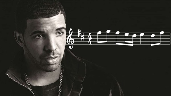 How Drake writes a melody