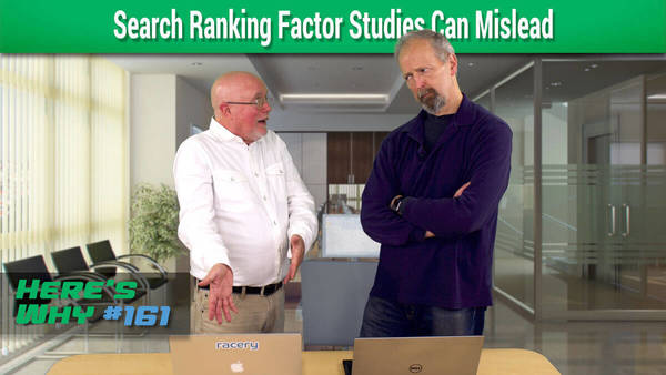 Search Ranking Factors: Can They Mislead? | Stone Temple
