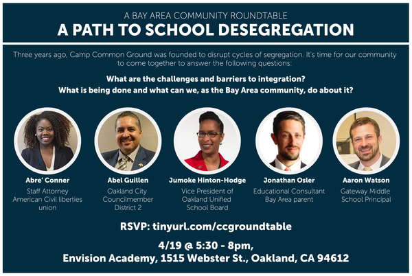 If you care about school desegregation in Oakland, join me at this event next Thursday. Good news: I have a free ticket (thank you, Ron!) for one lucky subscriber. Let me know today if you're interested, and I'll choose the raffle winner tomorrow!