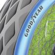 Goodyear's nieuwe banden filteren de lucht en wekken energie op