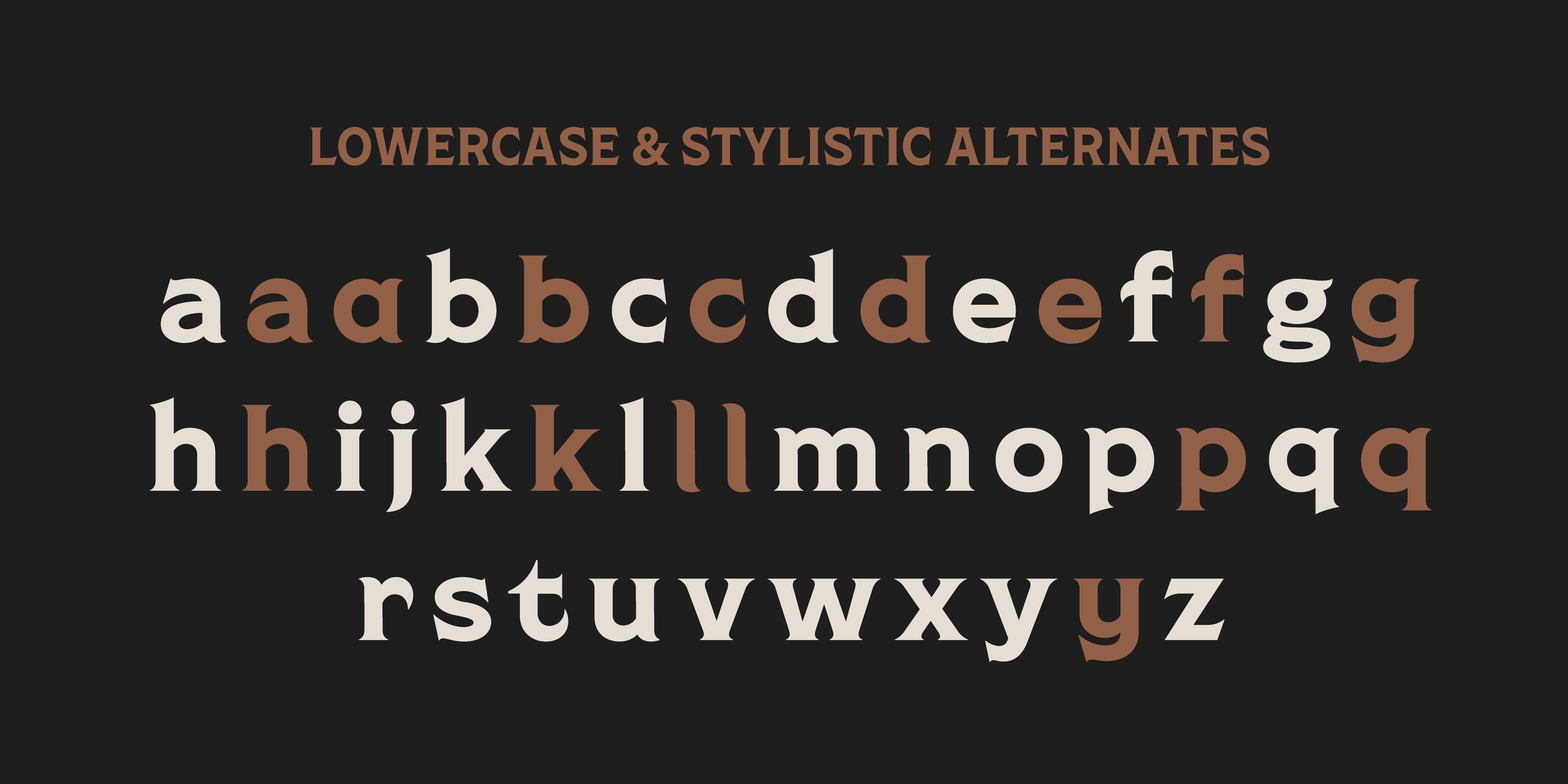 Typeface Vk