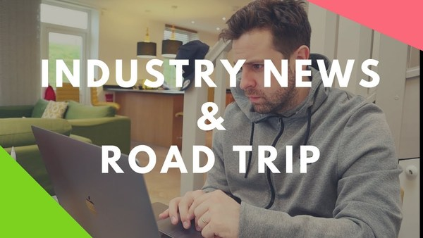 Quuu: INDUSTRY NEWS & ROAD TRIP - YouTube