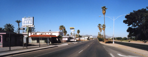 """Miracle Mile"" in Tucson"