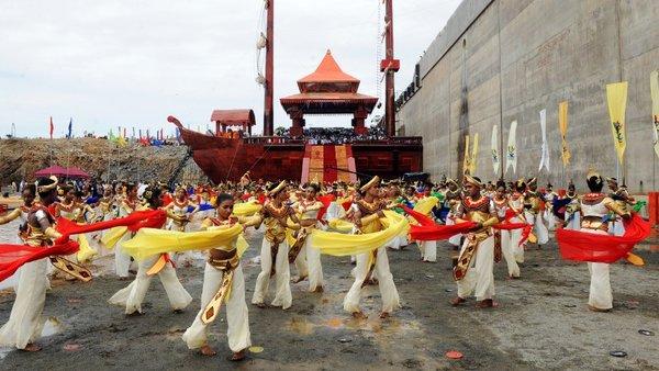 """China:Das Infrastrukturprojekt """"Neue Seidenstraße"""" ist eine Schuldenfalle - SPIEGEL ONLINE"""