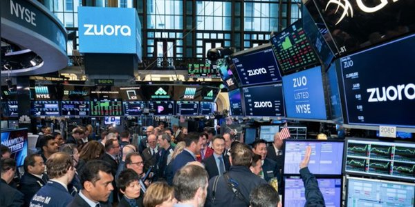 Zuora soars in its IPO, Tien Tzuo's stake is worth nearly $200 million