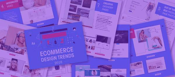 E-commerce Design Trends for 2018 to Boost Conversions [Infographic]