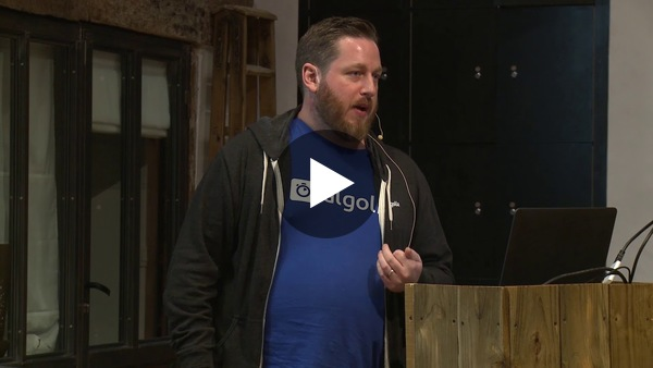 Martyn Davies : adding search to your Jekyll website - YouTube