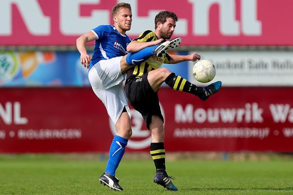 WNC speelt gelijk in doelpuntrijk duel: 3-3   Regio-Voetbal