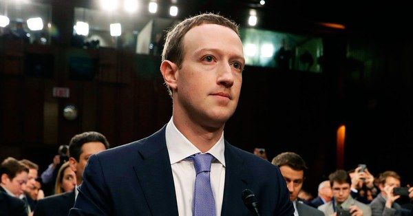 Mark Zuckerberg's Congress Testimony Day One: Simple Questions, Hard Answers | WIRED