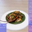 Met deze 3D AR menukaart kun je precies zien wat je gaat eten