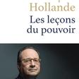 Les leçons du pouvoir, François Hollande | Stock