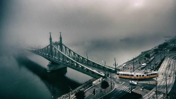 Hongaarse democratie gaat de mist in (foto: Daniel Olah)