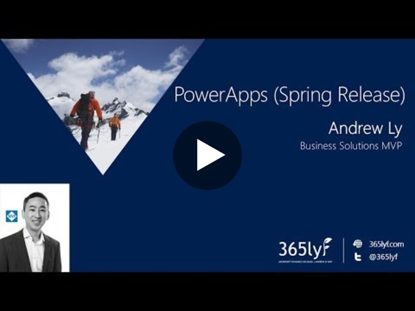 Microsoft PowerApps Spring 2018 Update - YouTube