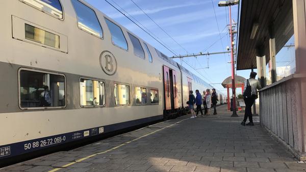Se rabattre sur les trains belges pour rejoindre Lille, un bon plan ? - Zijn de Belgische treinen een alternatief bij Franse stakingen?