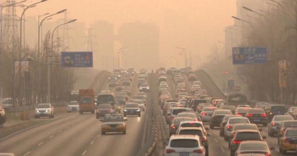 Nearly half of Americans breathe dirty air, report finds - CBS News