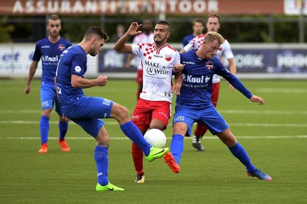 Hoop op echte finale tegen Katwijk is er nog steeds bij Ahmed El Azzouti