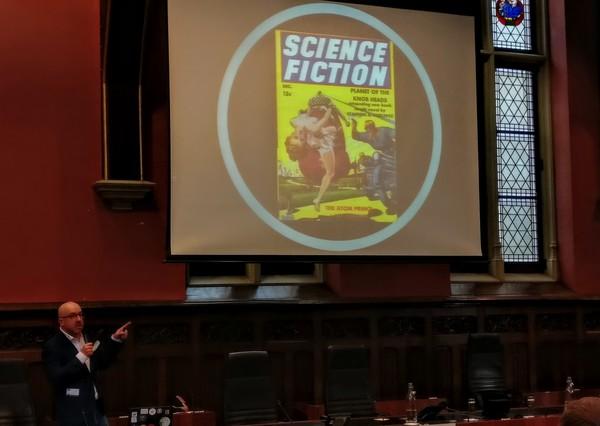 Etienne Augé – Cities and Science Fiction