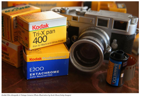 Lessons From Kodak's Bankruptcy - How Can Large Companies Sustain Innovation?