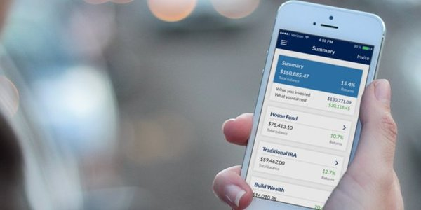 Robo advisor Betterment makes it easy to invest money, and it's a great way to save