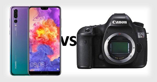 Sehenswerte Fotos: So schlägt sich das Huawei P20 Pro im Vergleich mit der Canon 5DS R