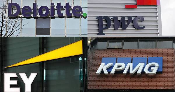 How Did the Big Four Auditors Get $17 Billion in Revenue Growth? Not From Auditing