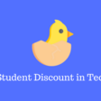 Student Discounts in Tech