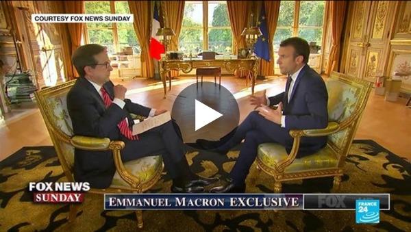 Wat staat er op het programma van Macrons staatsbezoek?