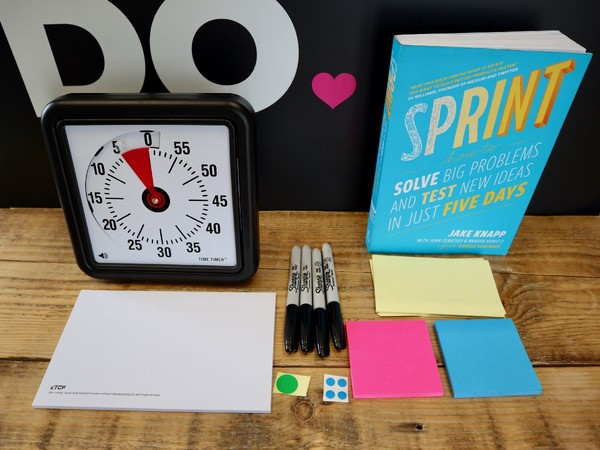 What happens after the Design Sprint?