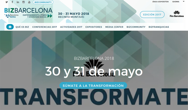 BIZBARCELONA - May 30-31