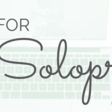 100 Best Sites for Solopreneurs from One Woman Shop, 4th edition
