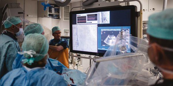 AI helpt cardiologen met de resultaten van hartoperaties