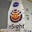 InSight Mars lander joined with Atlas 5 launcher at Vandenberg Air Force Base