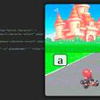 🏎 Mario Kart: CSS 🏁