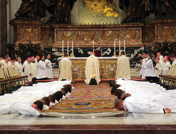 New Priests: Orthodoxy Among Key Factors in Ordination Numbers